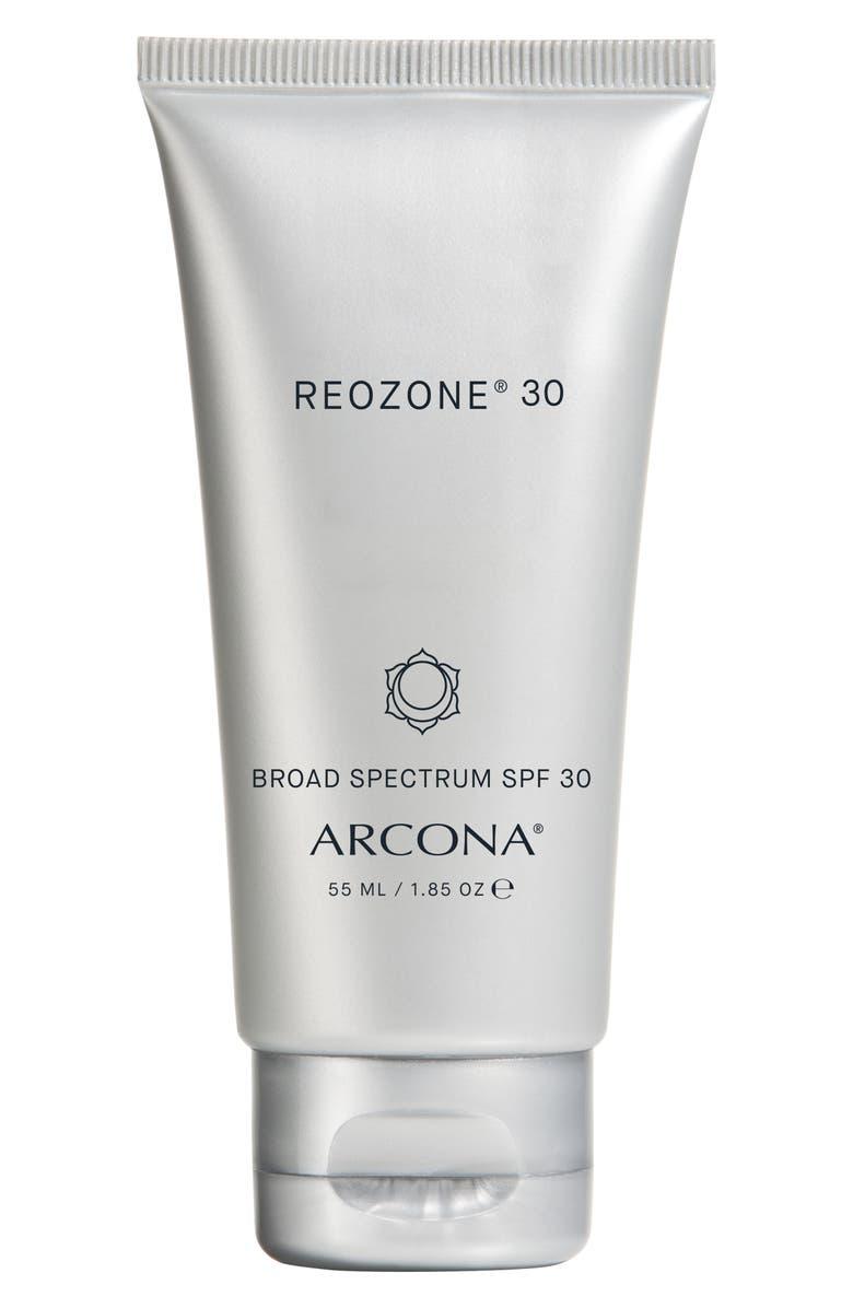 ARCONA Reozone<sup>®</sup> 30 Broad Spectrum SPF 30 Sunscreen, Main, color, NO COLOR