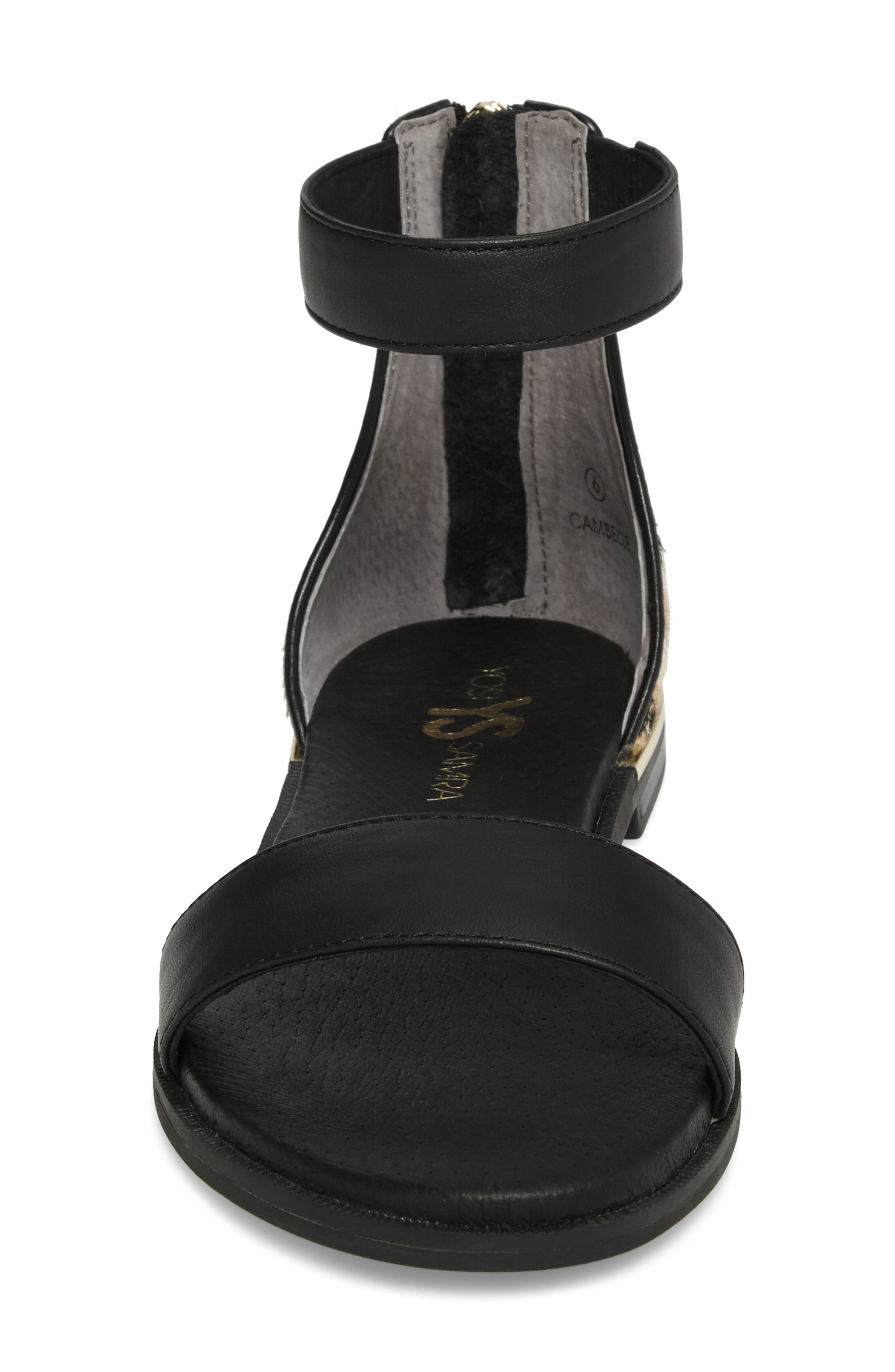 ,                             'Cambelle' Ankle Strap Sandal,                             Alternate thumbnail 26, color,                             118
