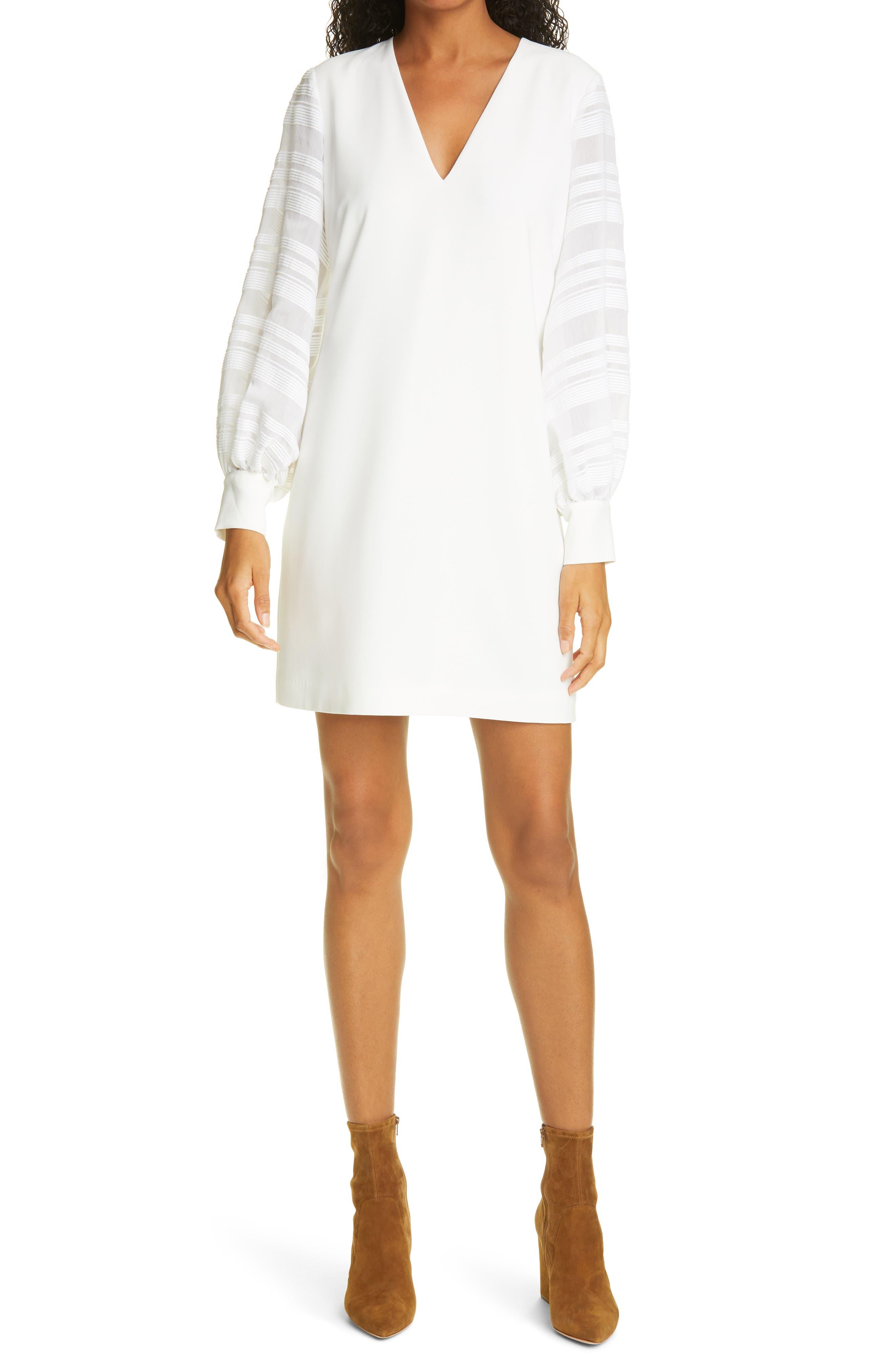Freesia Long Sleeve Dress