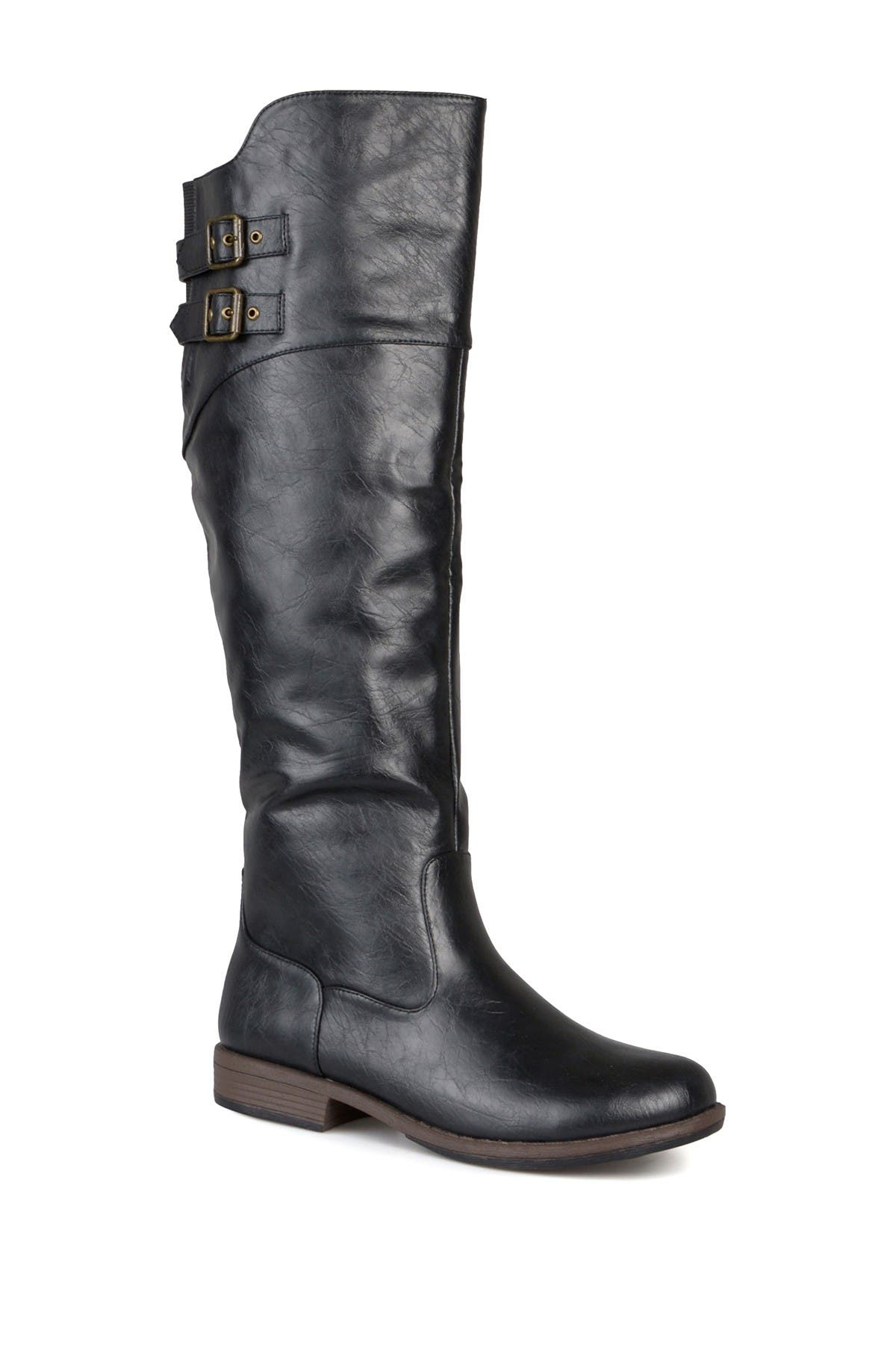 Image of JOURNEE Collection Tori Riding Boot