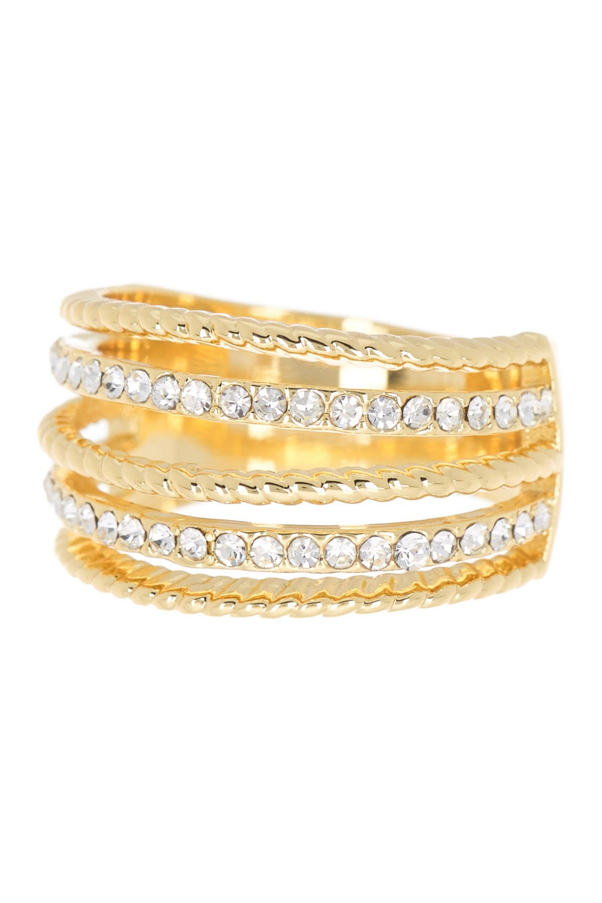 Image of Covet Fancy Pave Band