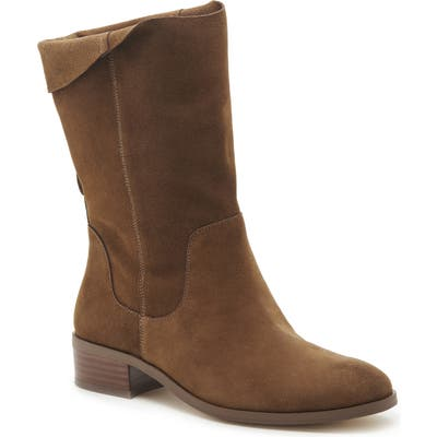 Sole Society Calanth Bootie- Brown