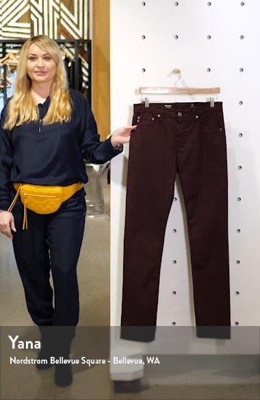 Everett Slim Fit Straight Leg Print Pants, sales video thumbnail