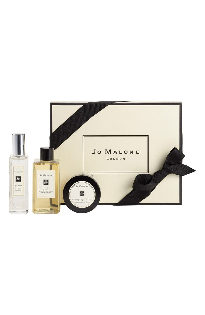 JO MALONE LONDON<SUP>™</SUP> Jo Malone<sup>™</sup> 'Nectarine Blossom & Honey' Collection, Main, color, 000