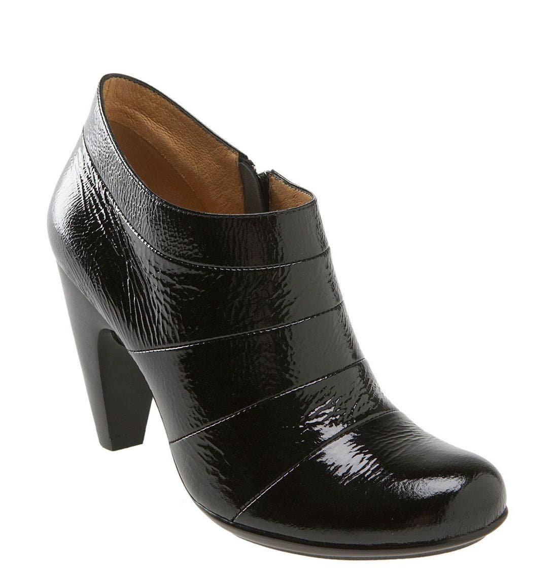 ,                             'Frederica' Bootie,                             Main thumbnail 5, color,                             002