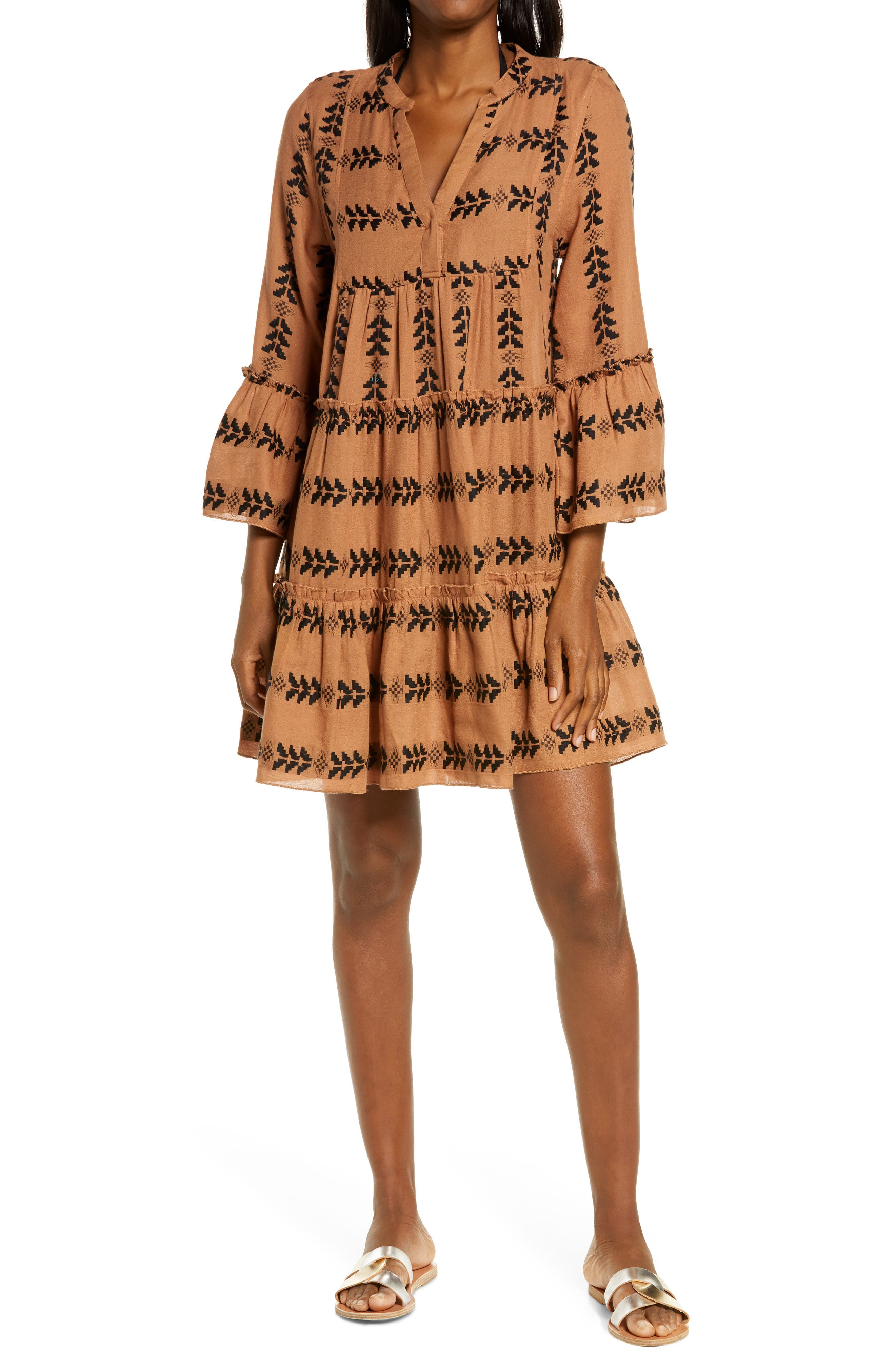 Grecian Cover-Up Dress