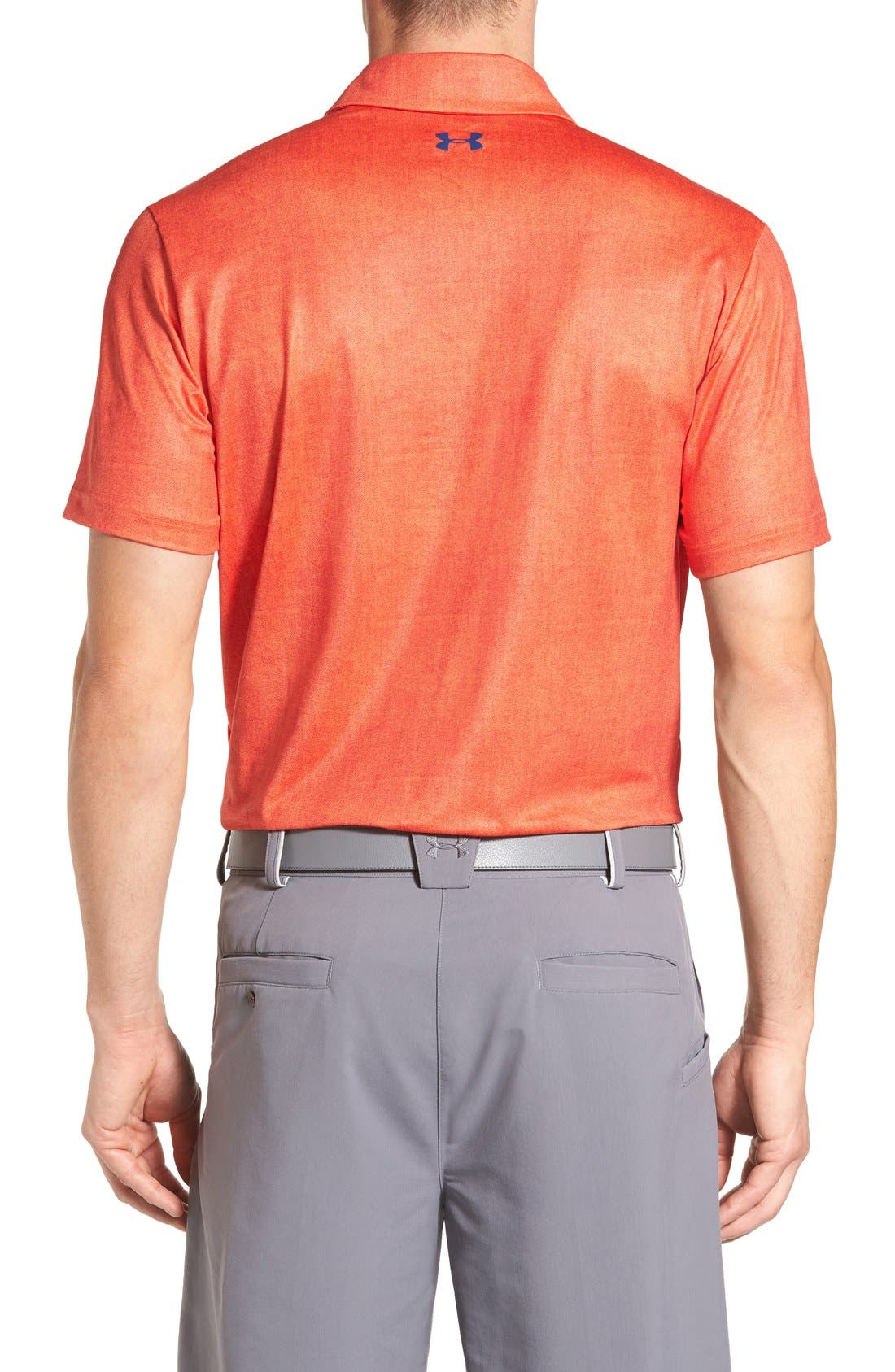 ,                             'Playoff' Loose Fit Short Sleeve Polo,                             Alternate thumbnail 377, color,                             648