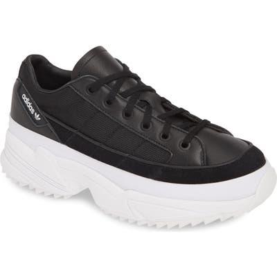 Adidas Kiellor Platform Sneaker- Black