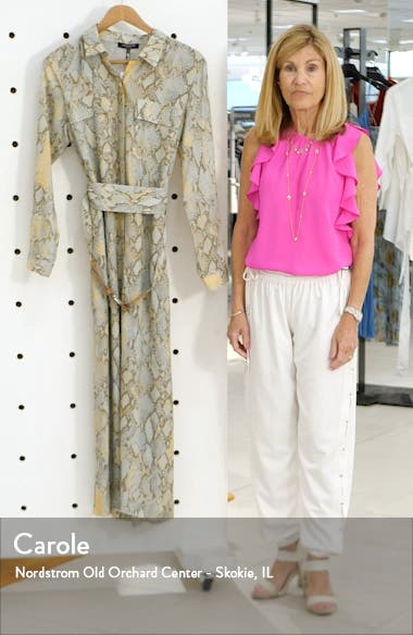 Doha Belted Maxi Shirtdress, sales video thumbnail