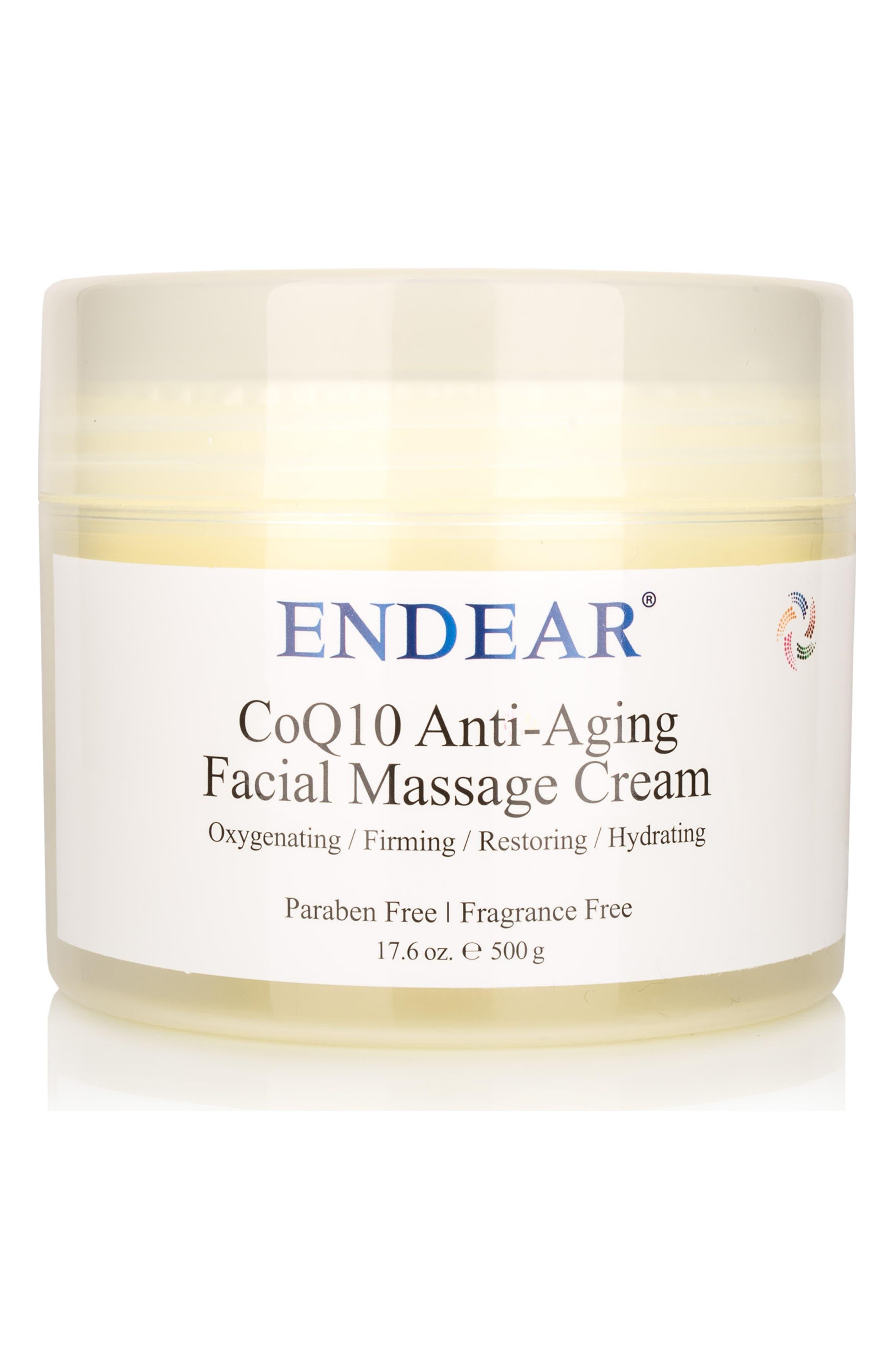 Image of Monar Skincare CoQ10 Anti-Aging Facial Massage Cream