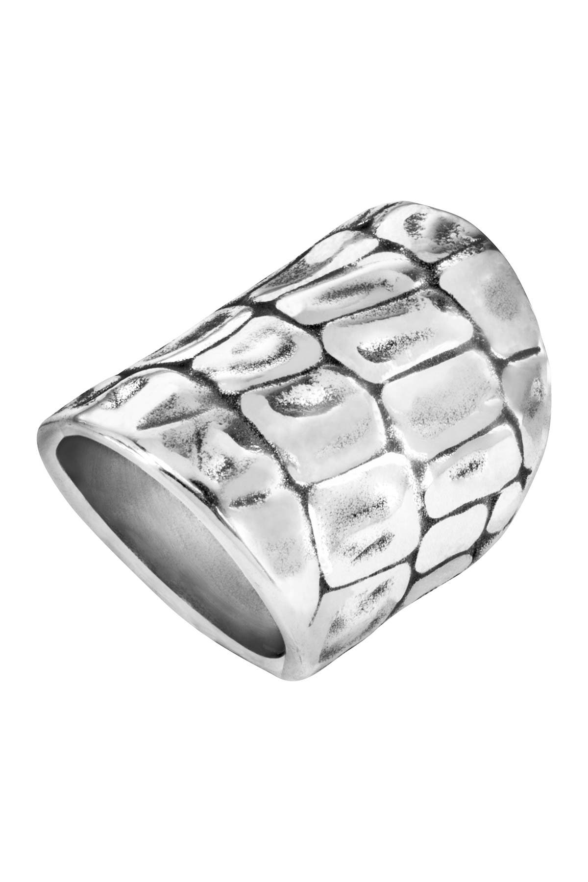 Image of Uno De 50 Savage Textured Ring