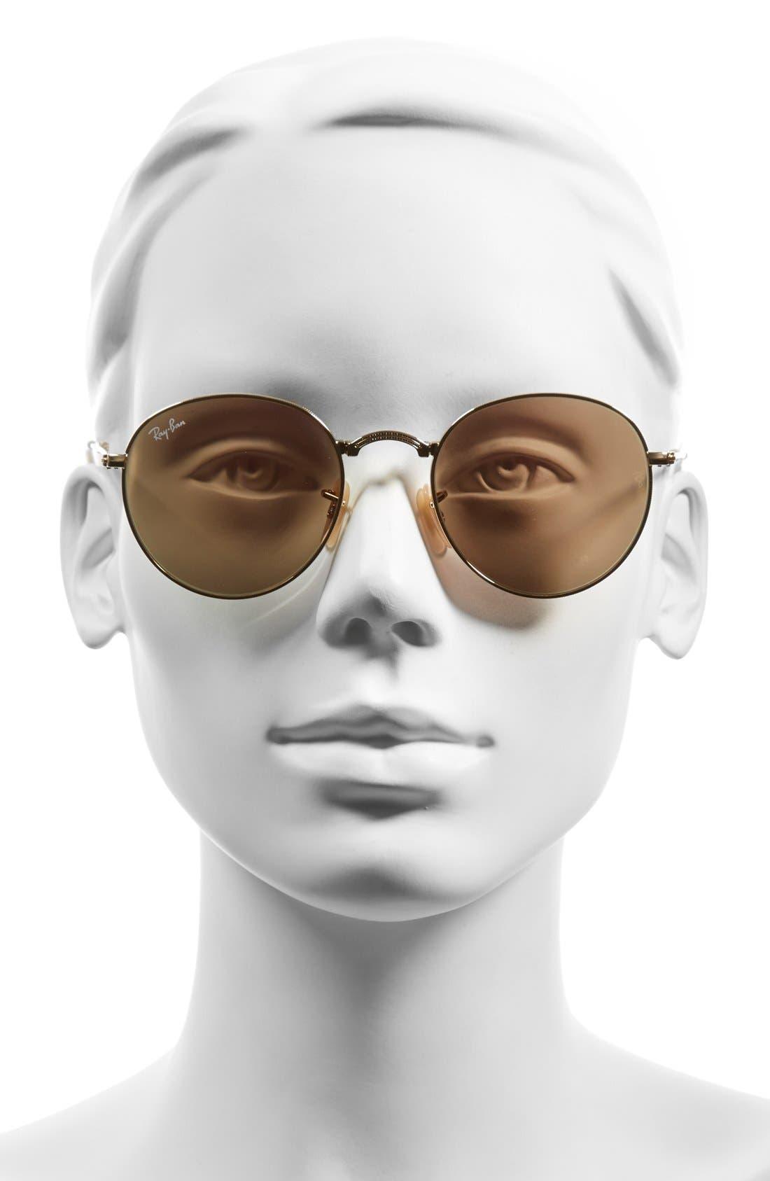,                             Icons 50mm Folding Sunglasses,                             Alternate thumbnail 7, color,                             114