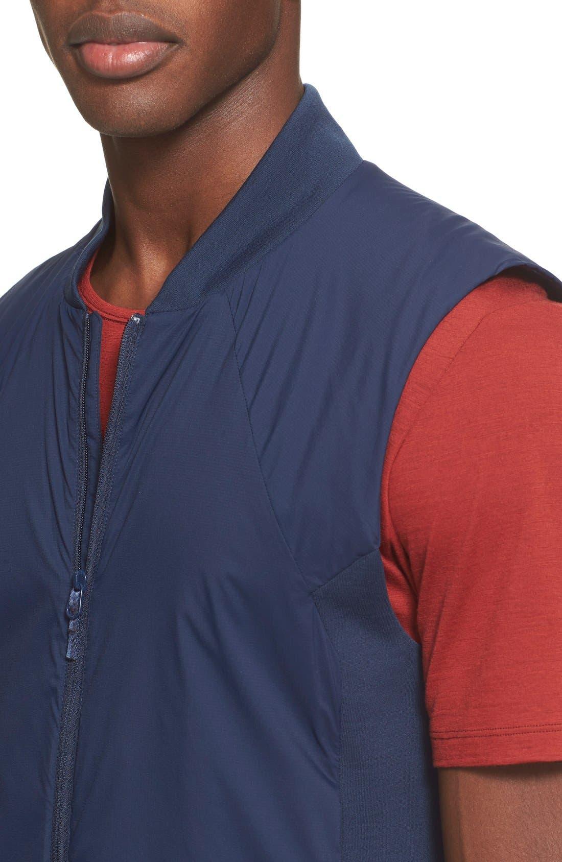 ,                             'Quoin' Vest,                             Alternate thumbnail 4, color,                             410