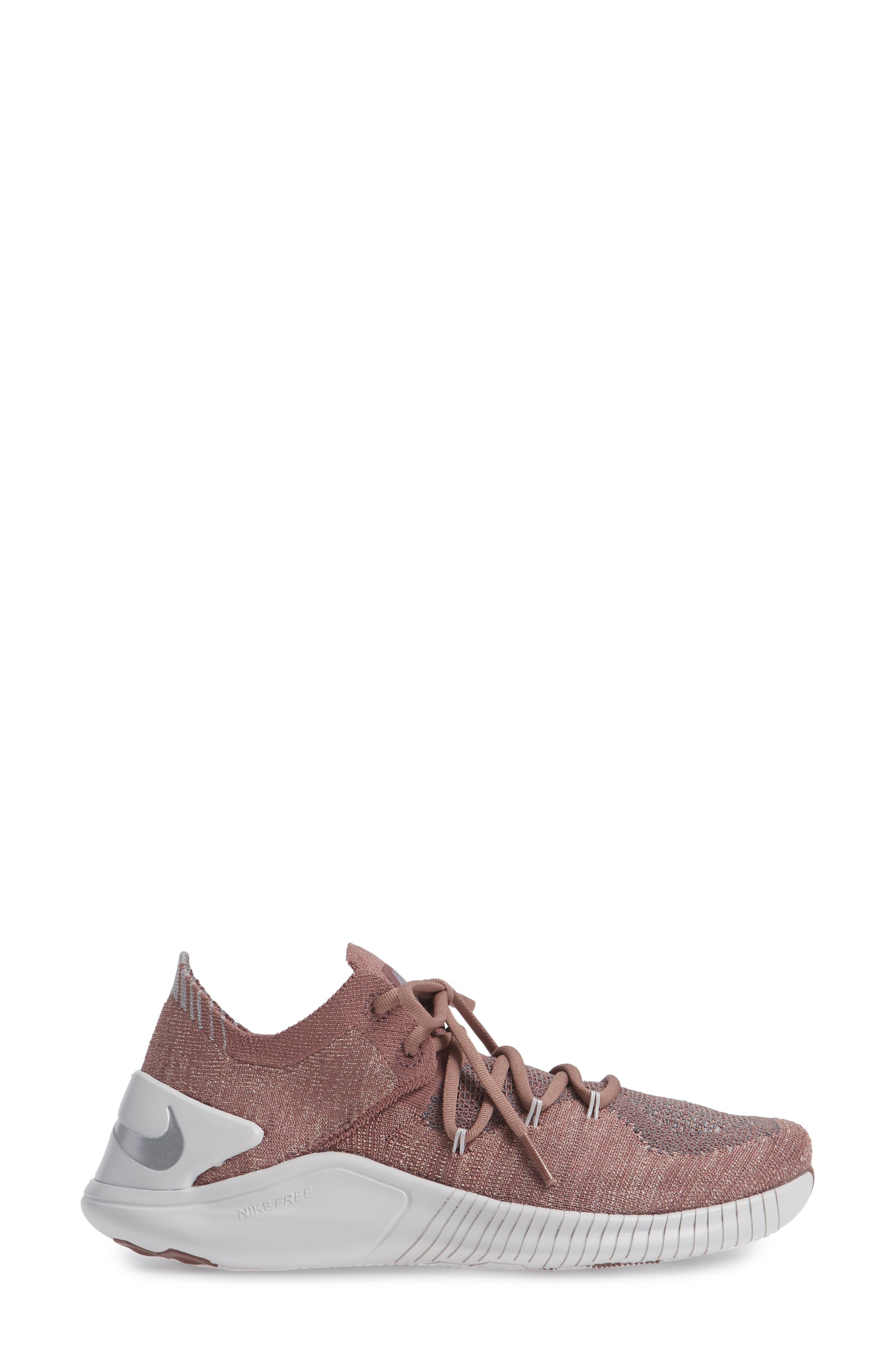 ,                             Free TR Flyknit 3 Training Shoe,                             Alternate thumbnail 80, color,                             650
