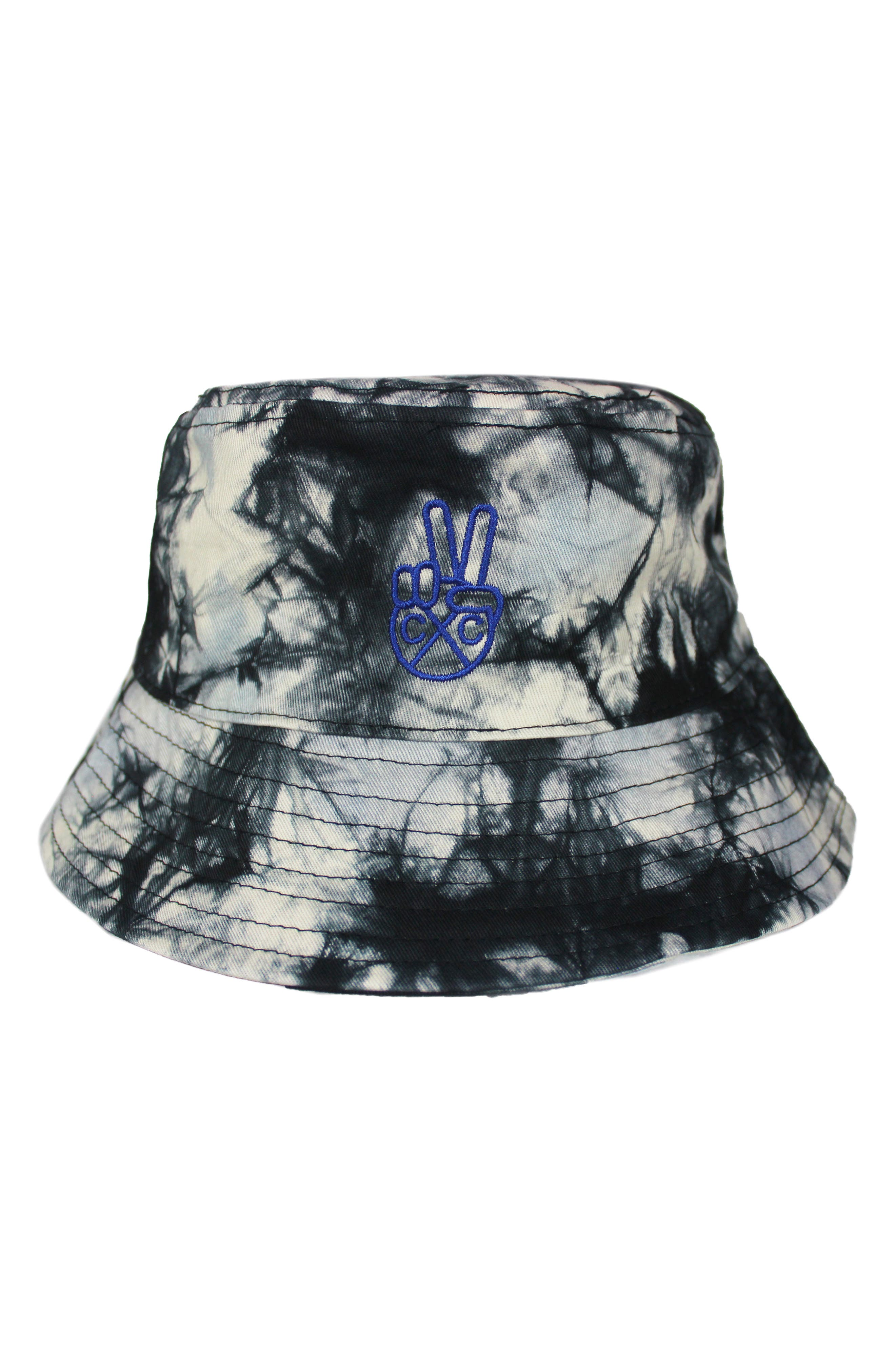 Be Part Of The Movement Tie Dye Bucket Hat