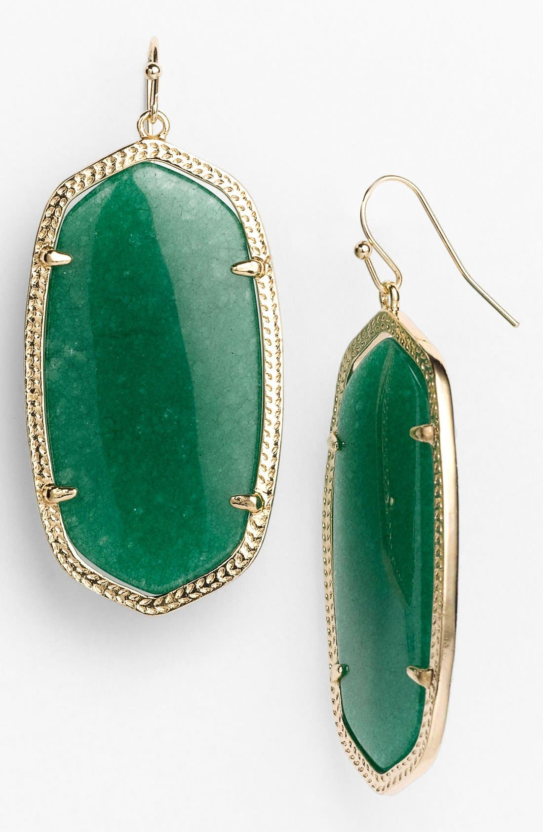 ,                             'Danielle' Oval Statement Earrings,                             Main thumbnail 24, color,                             315