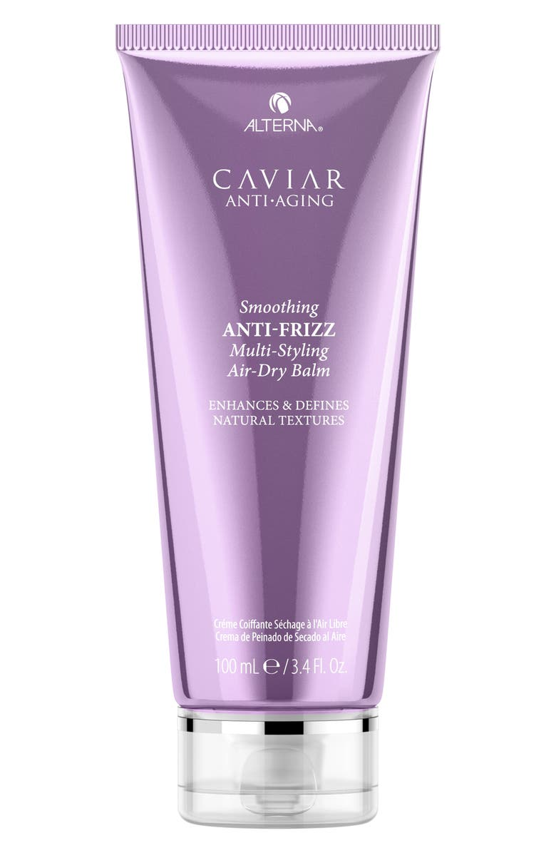 ALTERNA<SUP>®</SUP> Caviar Anti-Aging Smoothing Anti-Frizz Multi-Styling Air-Dry Balm, Main, color, NO COLOR