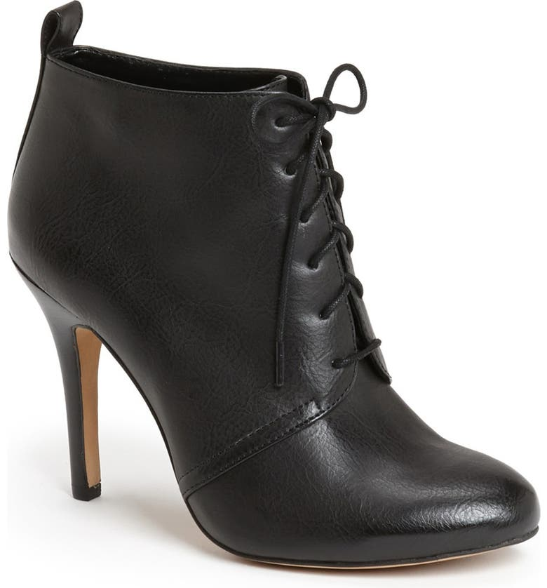 SOLE SOCIETY Julianne Hough for Sole Society 'Glenna' Bootie, Main, color, 001