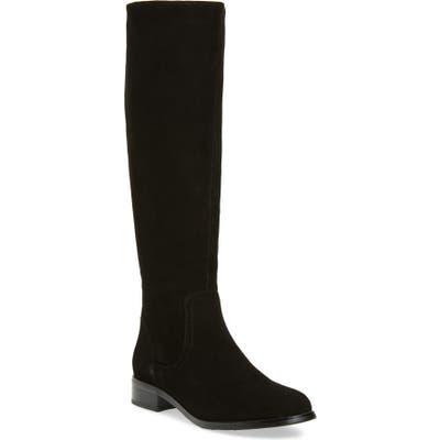 Aquadiva Montreal Waterproof Knee High Boot- Black