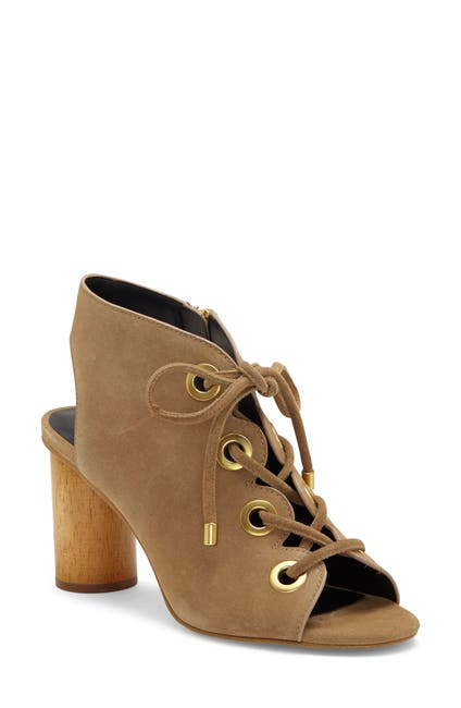 Image of Rebecca Minkoff Adelia Block Heel Sandal