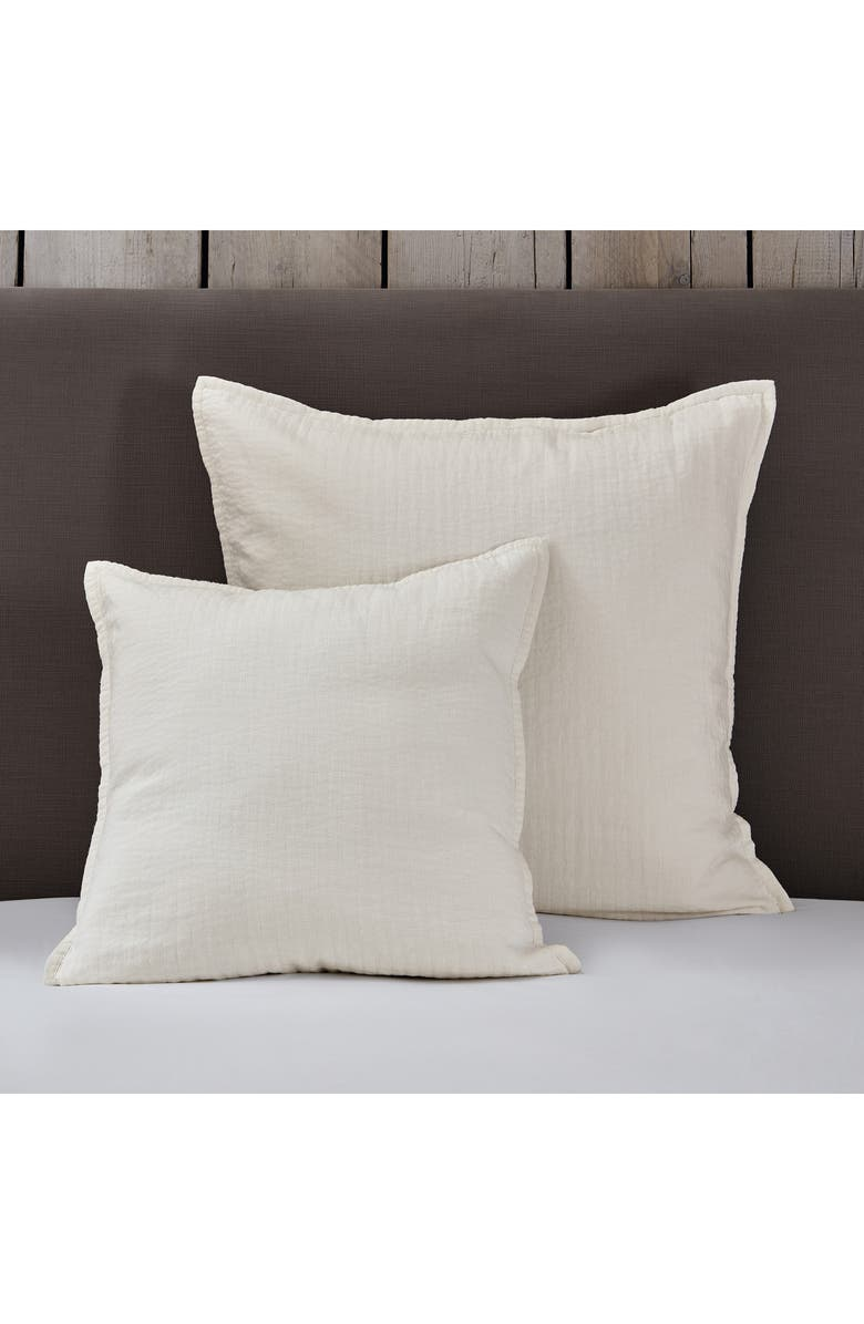 THE WHITE COMPANY Lisbon Cushion Cover, Main, color, IVORY