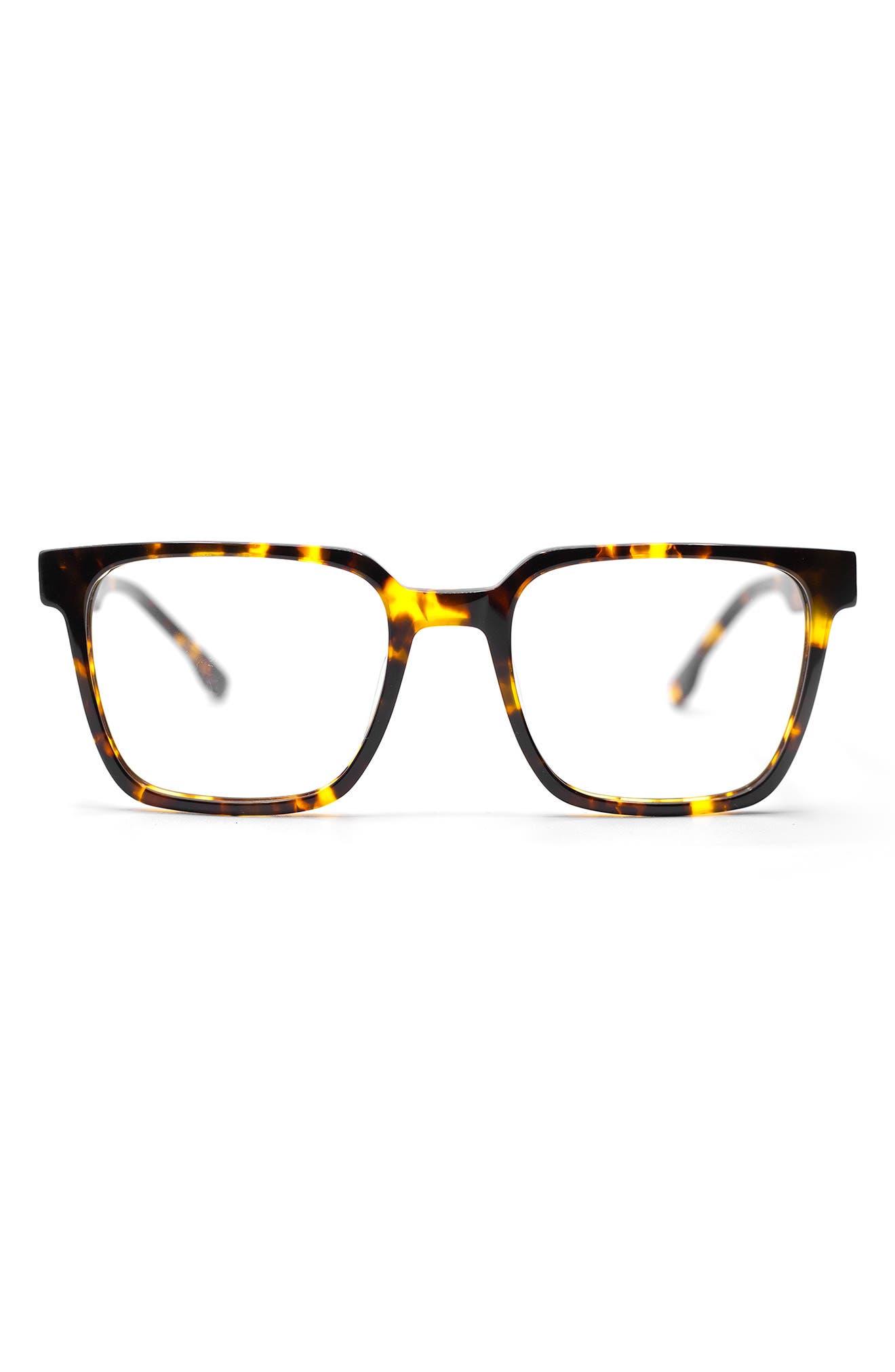 Jade 50mm Gradient Square Optical Glasses