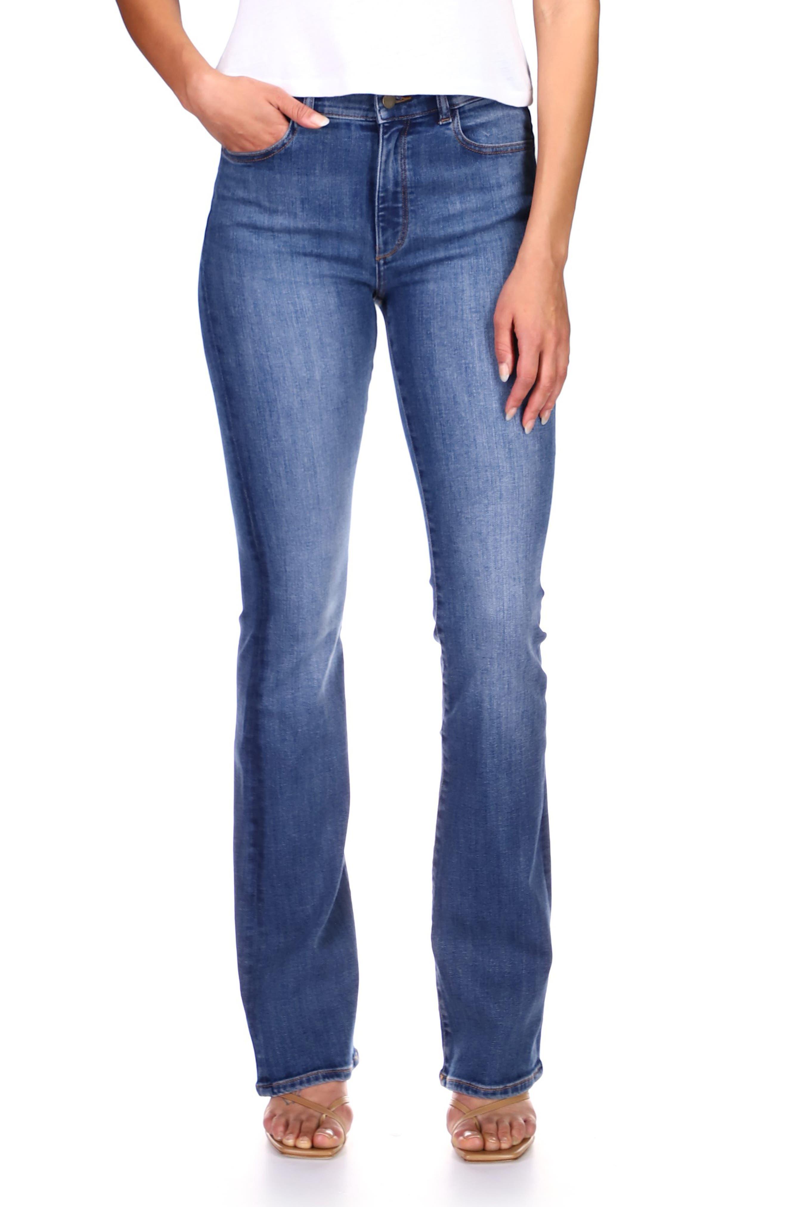 Women's Dl1961 Bridget Instasculpt High Waist Bootcut Jeans