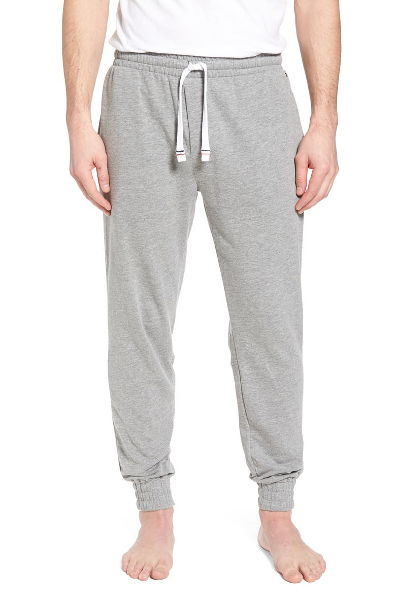 TOMMY HILFIGER Jogger Lounge Pants, Main, color, 024