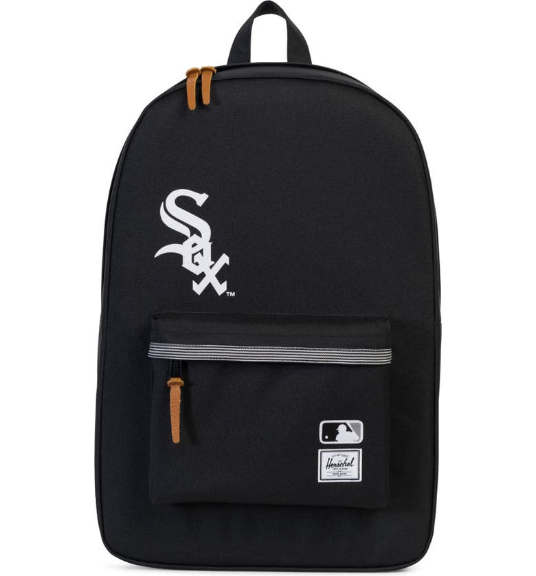 HERSCHEL SUPPLY CO. Heritage Chicago White Sox Backpack, Main, color, 011
