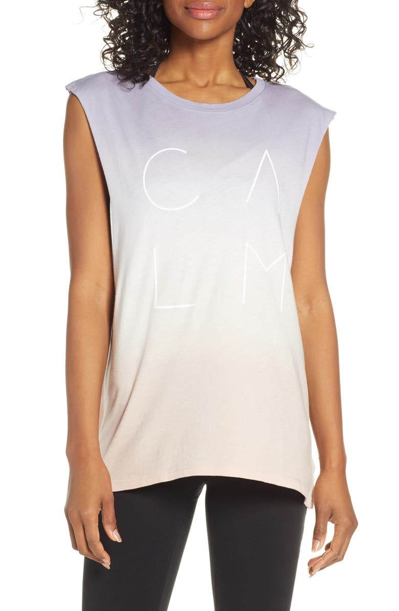 GOOD HYOUMAN Aguilera Calm Muscle Tank, Main, color, 500