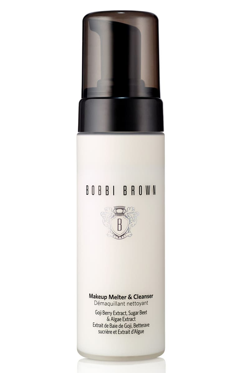 BOBBI BROWN Makeup Melter & Cleanser, Main, color, NO COLOR
