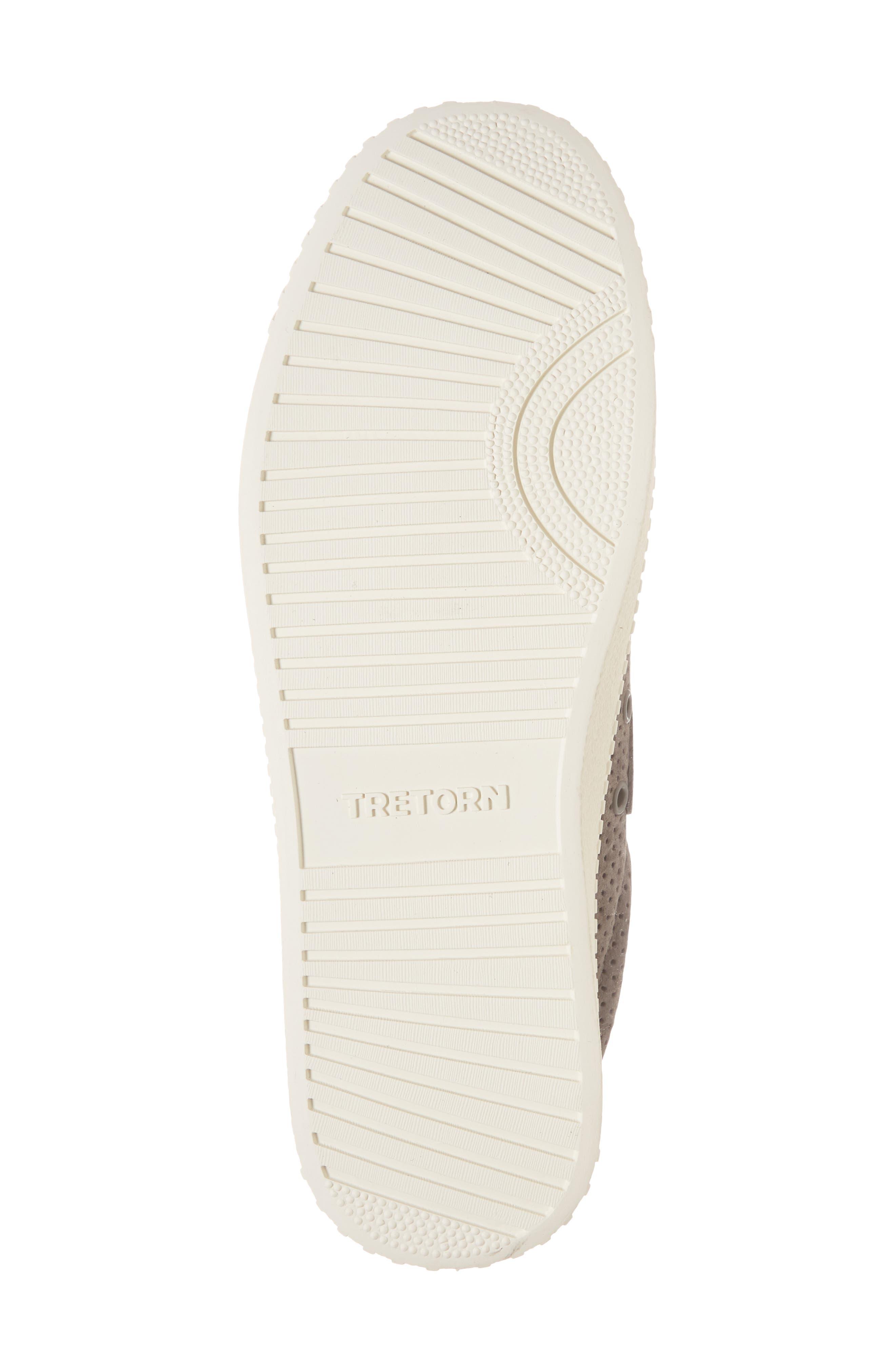 ,                             Bold Perforated Platform Sneaker,                             Alternate thumbnail 6, color,                             GRAPHITE/ GRAPHITE