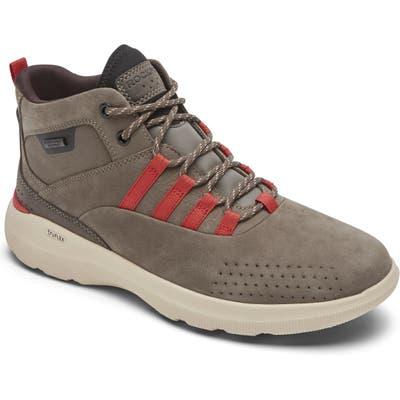 Rockport Truflex Hybrid High Waterproof Sneaker W - Green