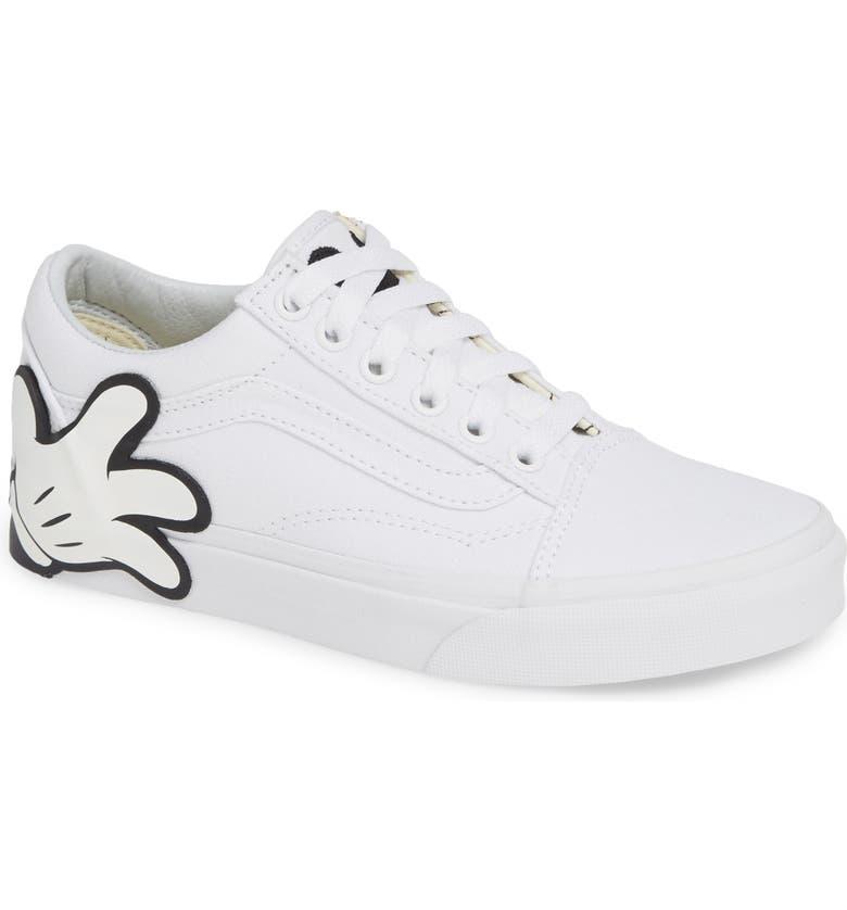Vans x Disney Mickey Mouse UA Old Skool Low Top Sneaker