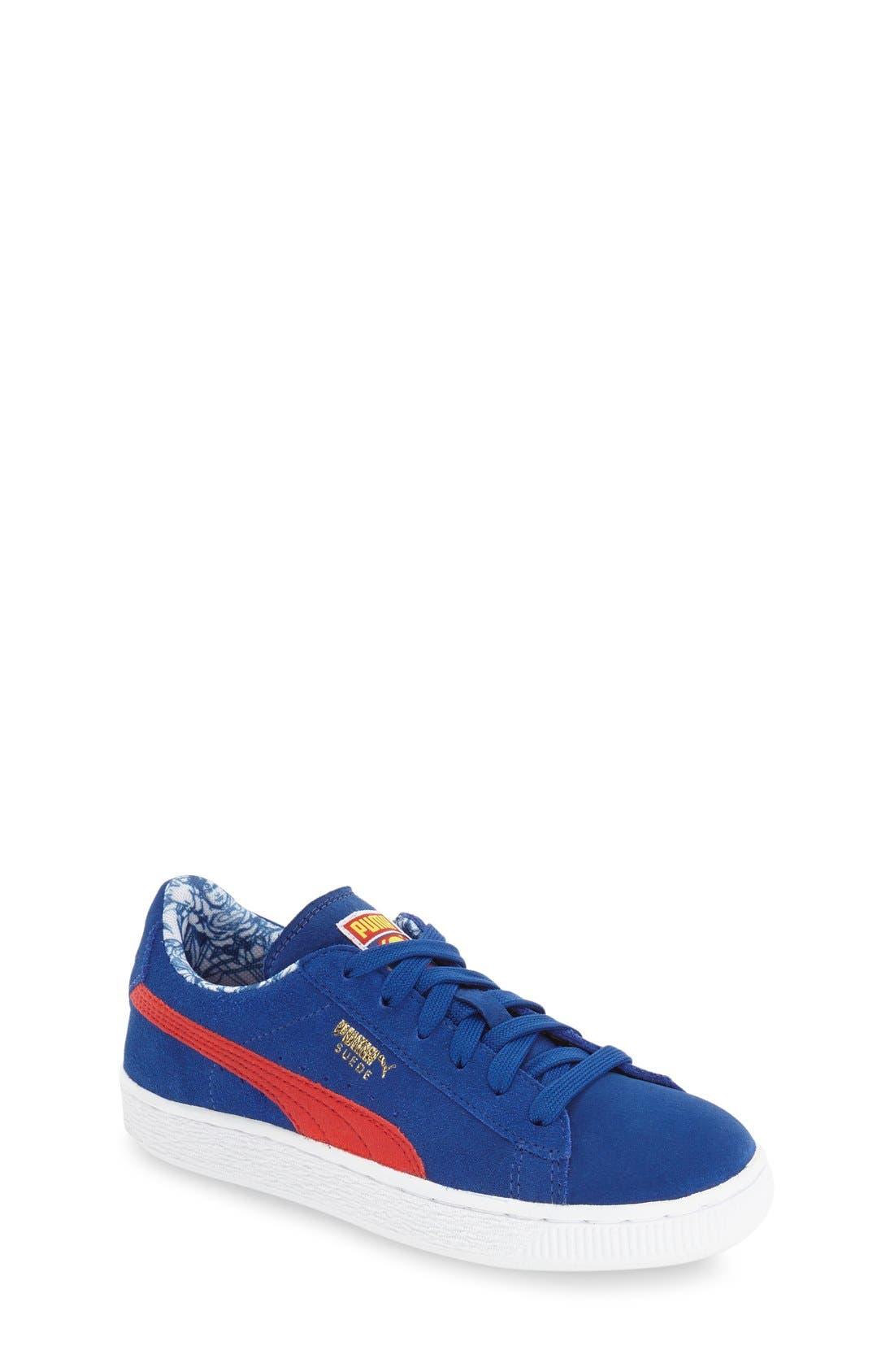 PUMA 'Suede - Superman' Sneaker