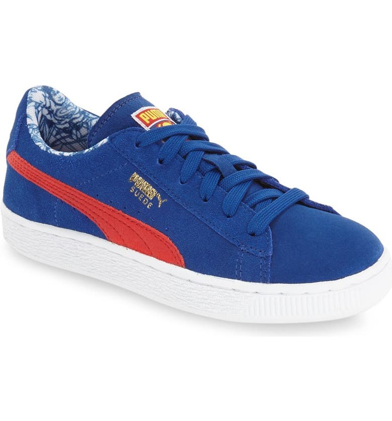 reputable site b3308 42467 'Suede - Superman' Sneaker
