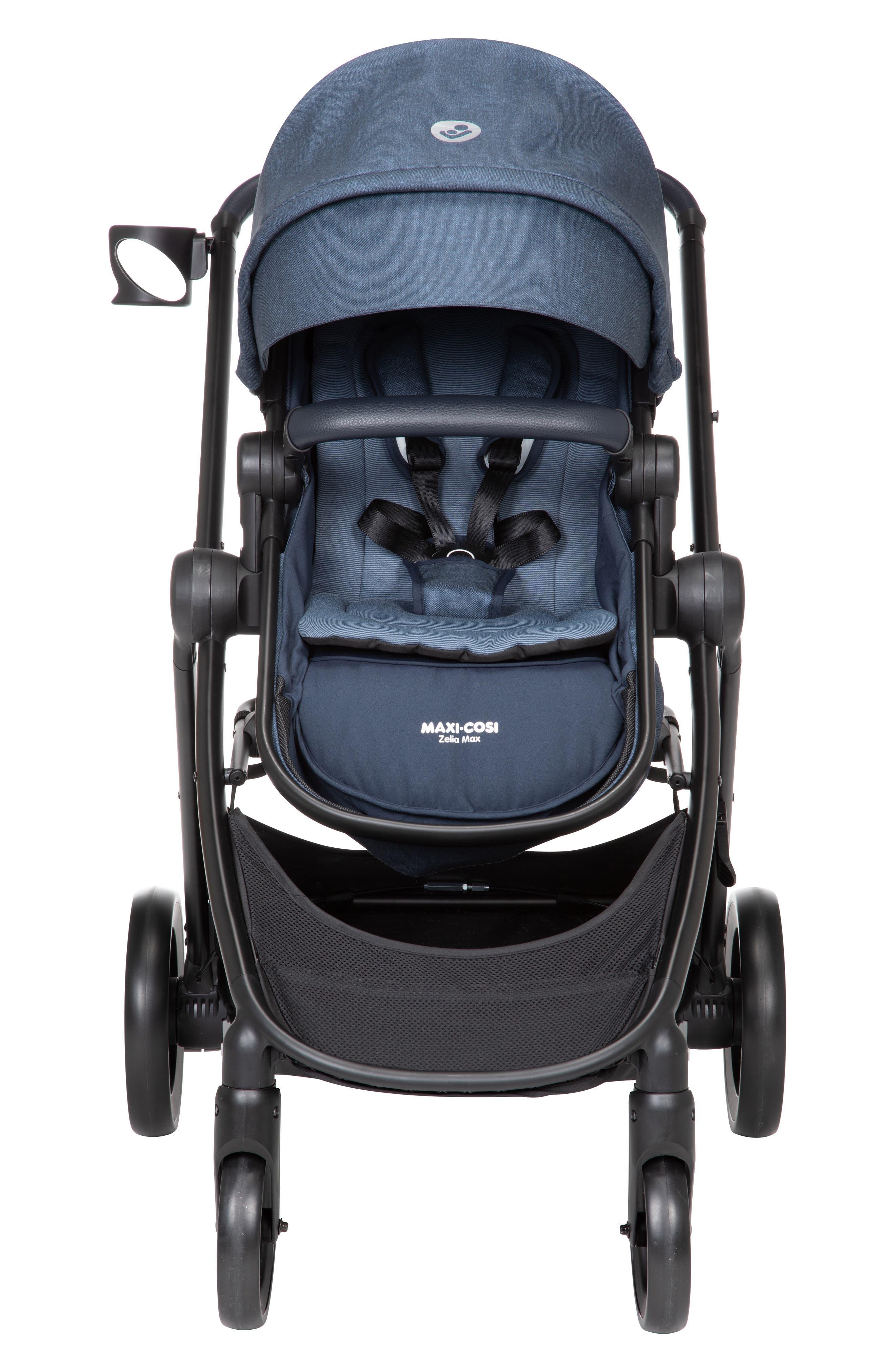 Infant MaxiCosi 51 Mico 30 Infant Car Seat  Zelia Stroller Modular Travel System Size One Size  Blue