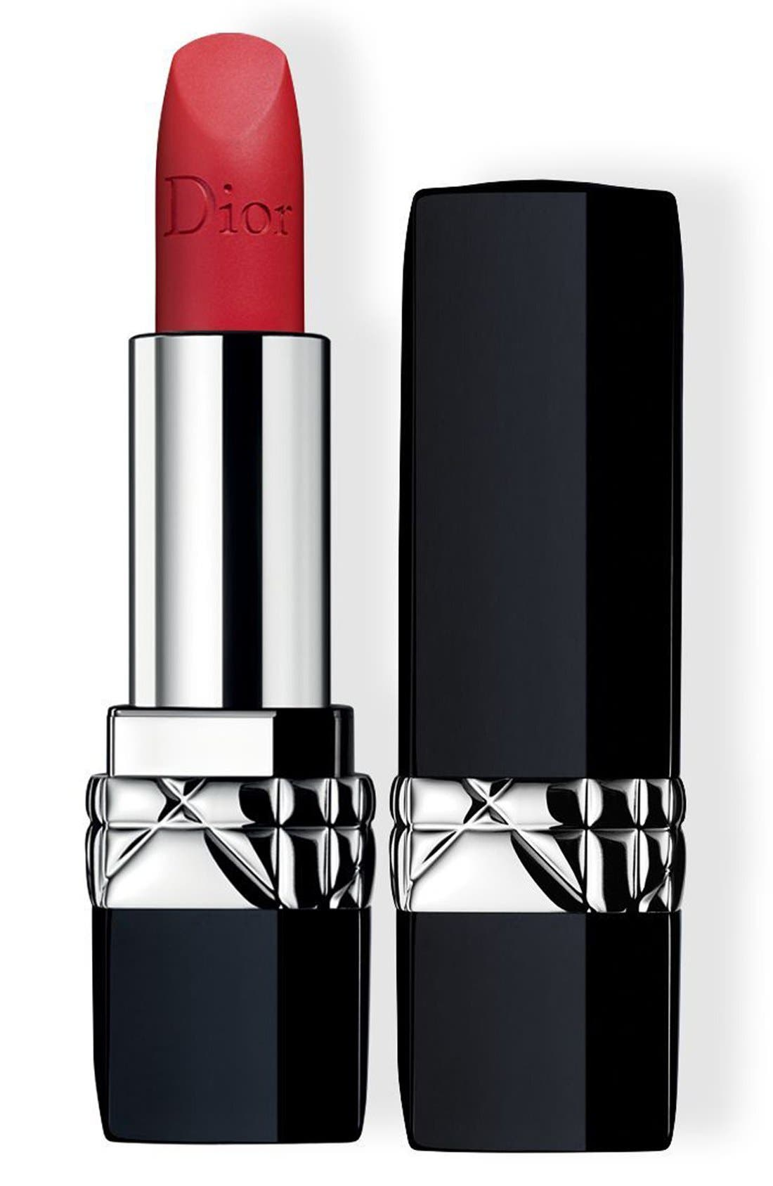 Dior Couture Color Rouge Dior Lipstick - 999 Matte