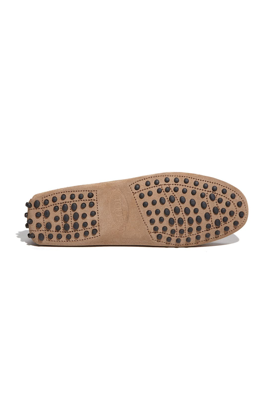,                             'Gommini' Moccasin,                             Alternate thumbnail 7, color,                             TOBACCO