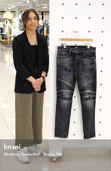 Blinder Biker Skinny Fit Jeans, sales video thumbnail