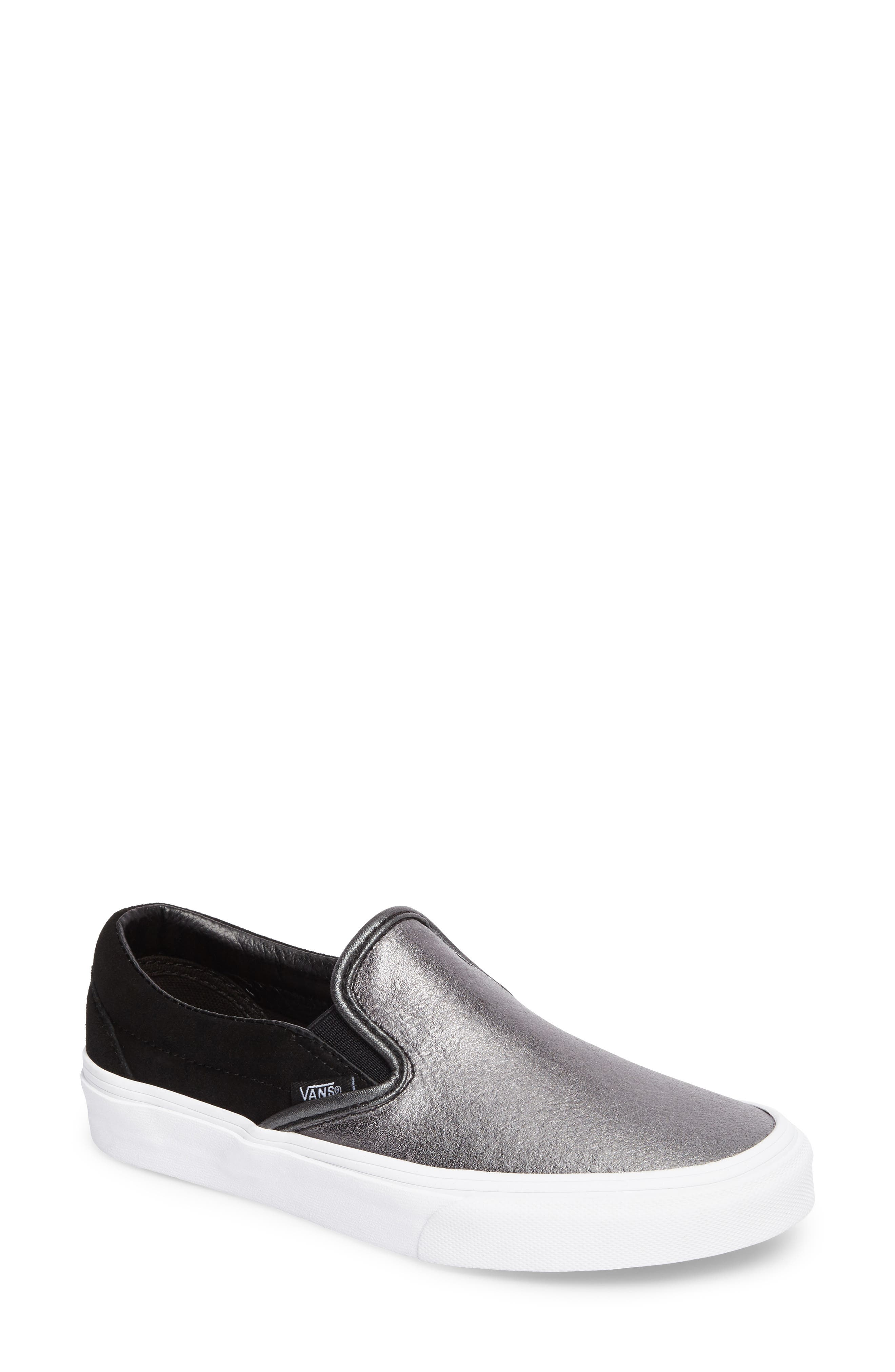 ,                             Classic Slip-On Sneaker,                             Main thumbnail 75, color,                             018