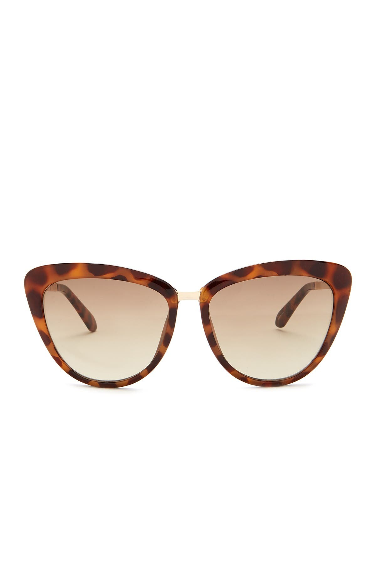 Image of kate spade new york cissy 56mm cat eye sunglasses