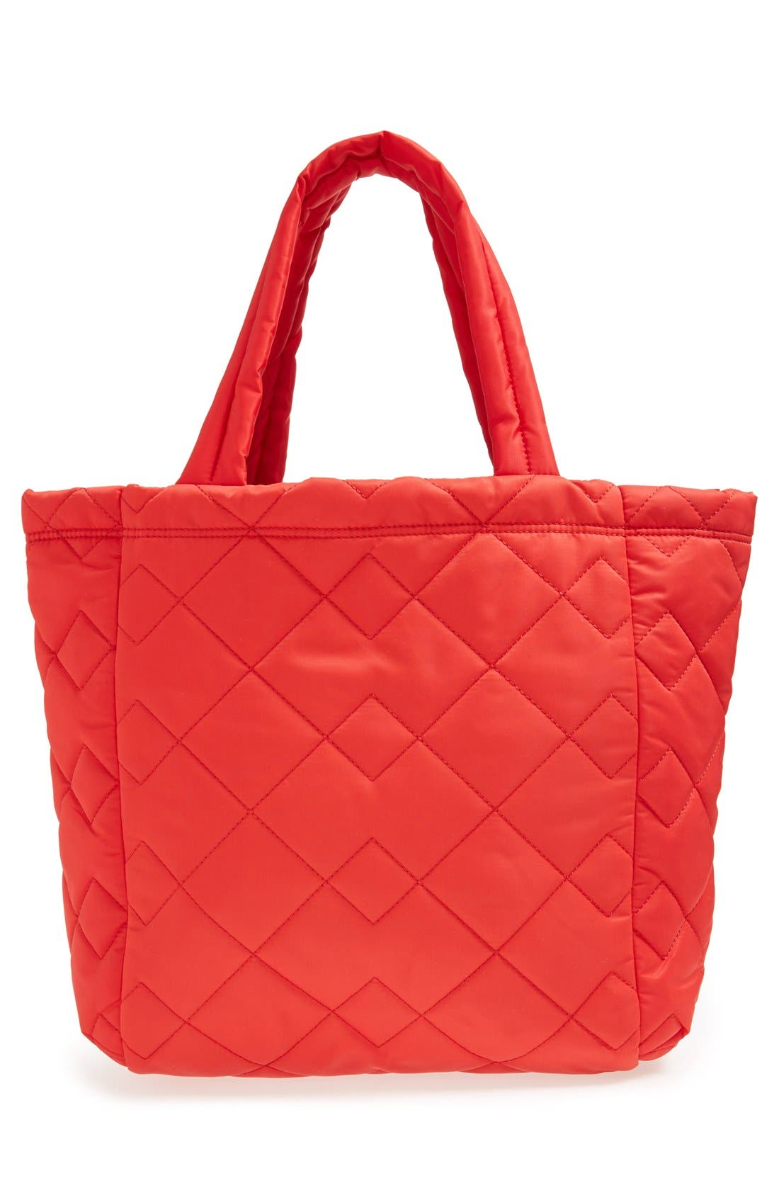 ,                             MARC BY MARC JACOBS 'Crosby' Quilted Nylon Tote,                             Alternate thumbnail 16, color,                             600