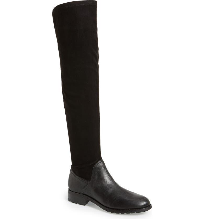 SAM EDELMAN 'Remi' Over the Knee Boot, Main, color, 002