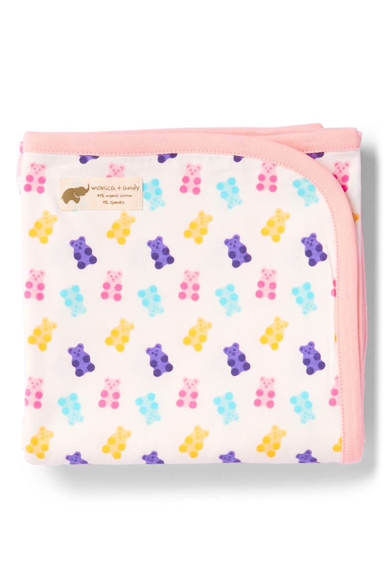 Monica Andy Gummy Bears Coming Home Blanket
