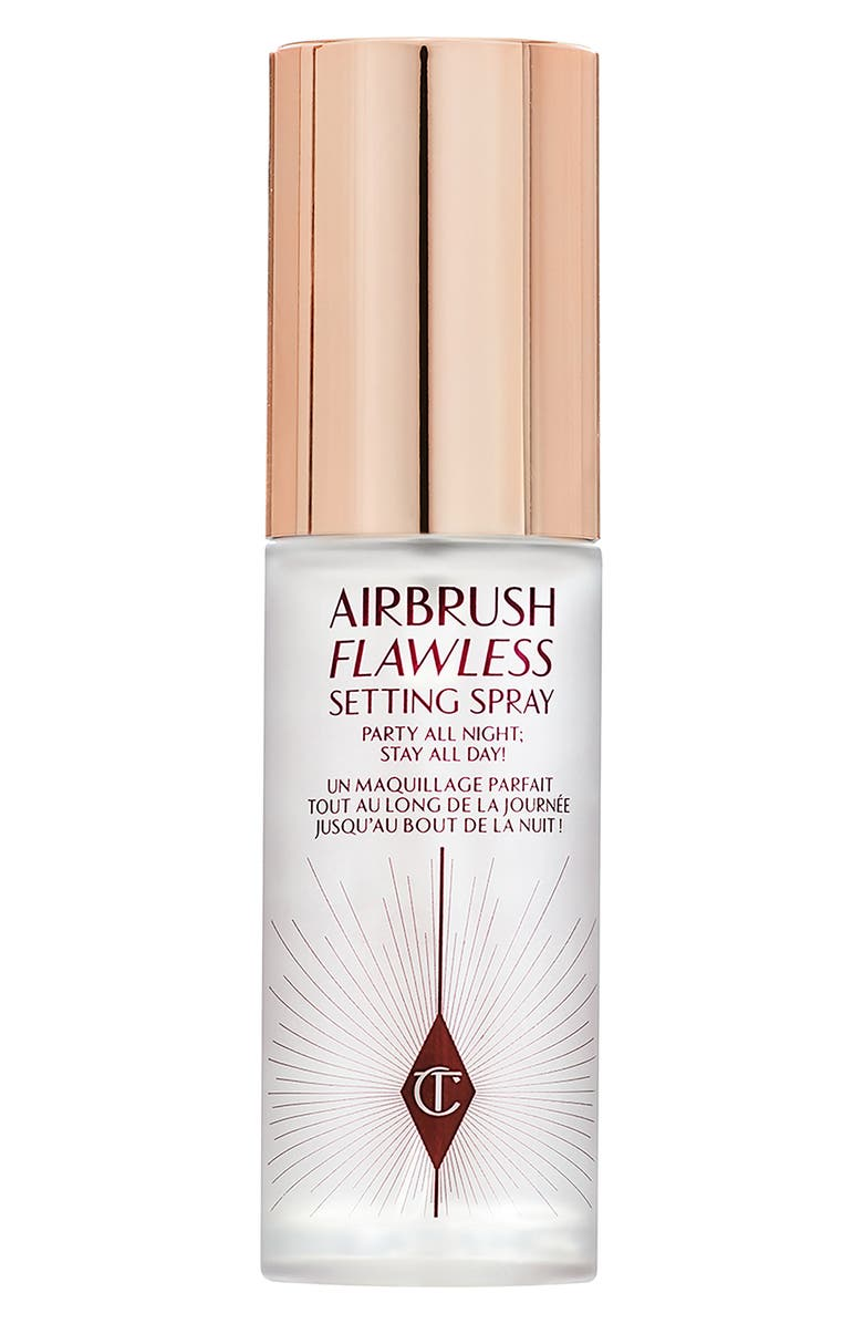 CHARLOTTE TILBURY Airbrush Flawless Setting Spray, Main, color, NO COLOR