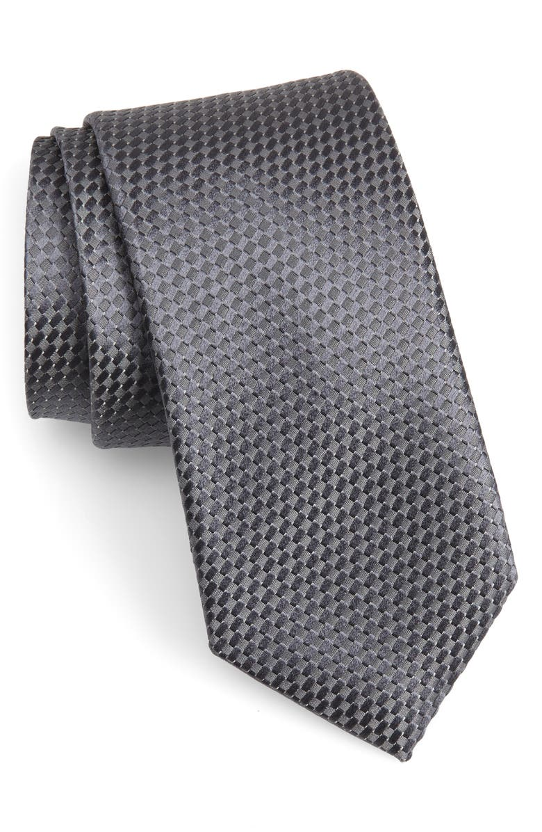 NORDSTROM MEN'S SHOP Lozardi Tie, Main, color, 010