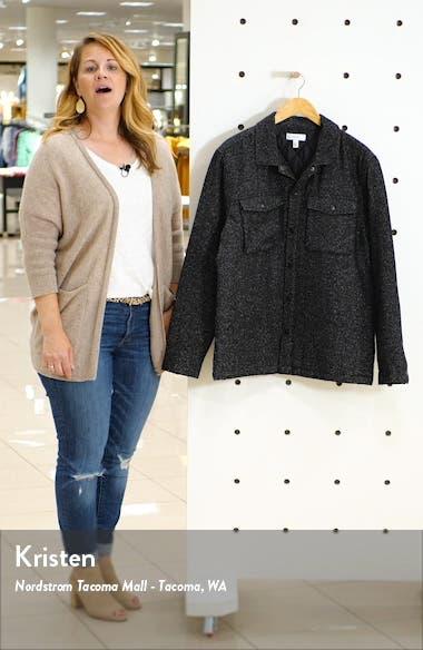 Utility Shirt Jacket, sales video thumbnail