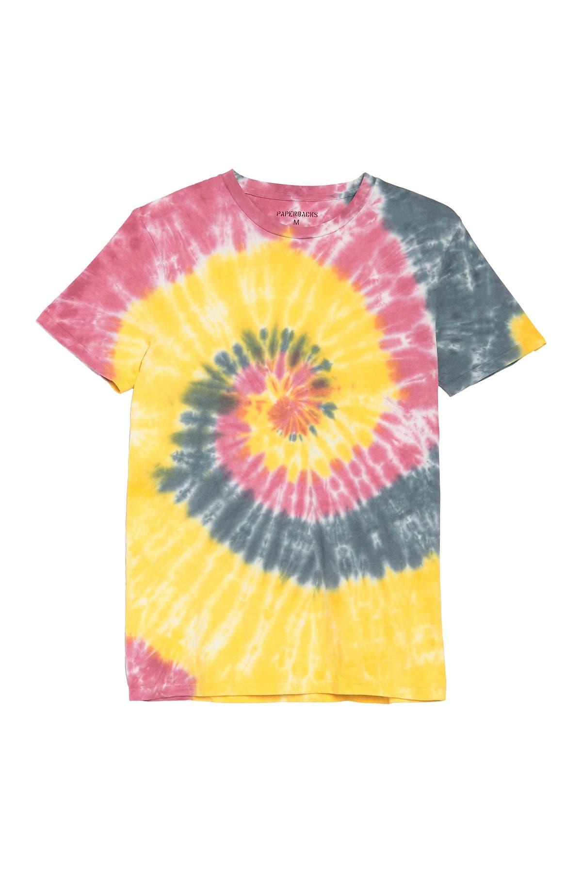 Image of Original Paperbacks South Sea Spiral T-Shirt