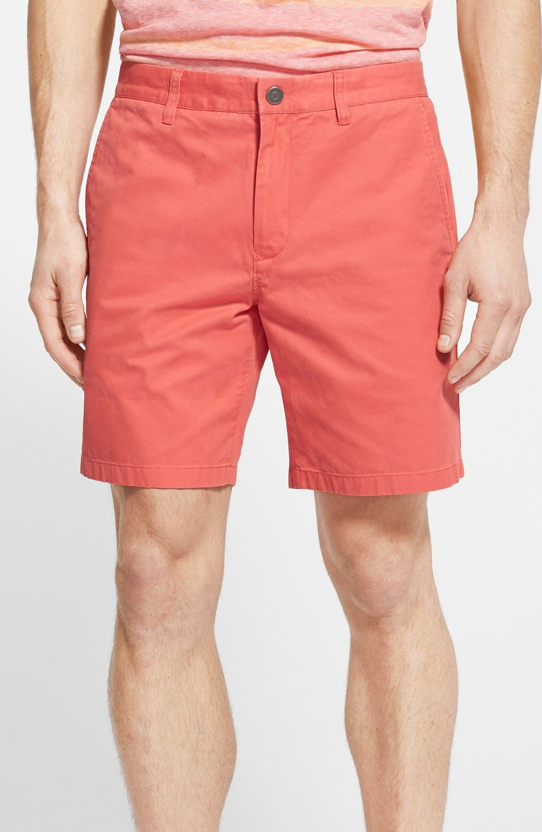 ,                             Washed Chino Shorts,                             Main thumbnail 78, color,                             600